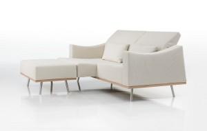 """Innovative Form, cooles Design und Nachhaltigkeit """"inside"""" – deep space hat es in sich. Foto: brühl"""