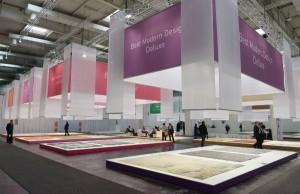 Highlights wie die Carpet Design Awards warten. Foto: Deutsche Messe