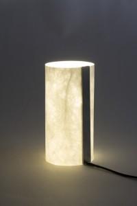 """Dang Dang"" von Bing Yu: Die Serie an flexiblen Leuchten besteht aus Dang Dang-Faltleuchte, Dang Dang-Arbeitsleuchte und Dang Dang- Zack. © Kunsthochschule Halle"