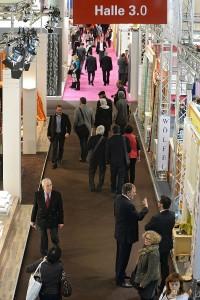 Die Heimtextil 2015 ist das Forum für die Hotellerie- und Architekturbranche. Foto: Messe Frankfurt Exhibition GmbH