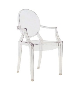 Louis Ghost. Design: Philippe Starck. Foto: Kartell
