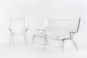 Uncle Jim und Uncle Jack. Design: Philippe Starck. Foto: Kartell