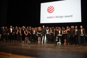 Die Sieger werden bei der Red Dot-Gala geehrt. Foto: © Red Dot Design Award
