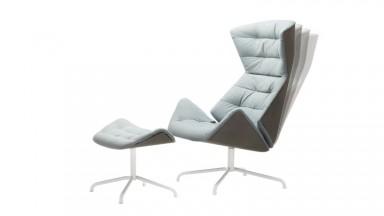 Sitz loungem bel wohndesigners for Ohrensessel 808