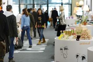 Auf zwei Arealen zeigen die Talents ihre Kreativität und ihr Können. © Messe Frankfurt Exhibition GmbH / Pietro Sutera