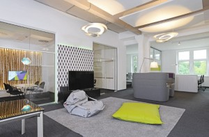 Moderne Office-Welt(en) à la Bene. ©Bene AG