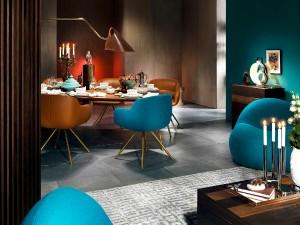 Die von Rosenthal und ADA entwickelte Möbelkollektion ist da und umfast u.a. Mellow, Shell und Scoop. © Rosenthal GmbH