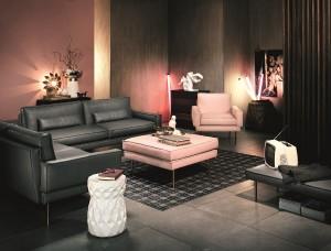 Feine Sache: Das Sofa Modular. © Rosenthal GmbH