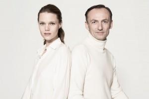 Die Designer Diana und Emmanuel Dietrich, Foto: © Joachim Baldauf