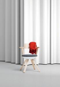 Der coole Stuhl macht im privaten wie im öffentlichen Bereich gute Figur. © Artek