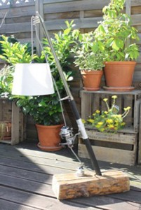 Heimische Designer und Künstler zeigen coole Kreationen wie z.B. Unique Lamps. © Unique Lamps