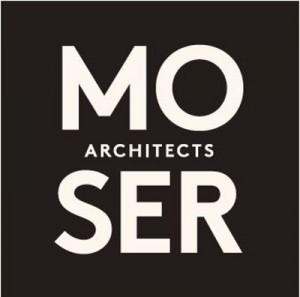 MOSER ARCHITECTS startet mit neuem Markenauftritt durch – und u.a. einem neuen Logo. © seso