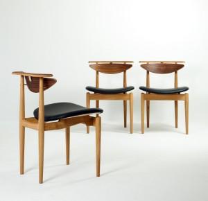 """Der """"Reading Chair"""", designt von Finn Juhl, ermöglicht individuelles komfortables Sitzen. © Onecollection"""