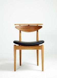 Der von Onecollection originalgetreu produzierte Stuhl punktet mit verschiedenen Sitzmöglichkeiten. © Onecollection