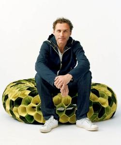 """Hochkarätige Designstars wie Werner Aisslinger zählen zu den Juroren der 60. Ausgabe des """"Red Dot"""". © Red Dot Design Award"""