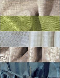 """Die 5 Qualitäten mit """"Besonderer Auszeichnung"""" im Überblick. © Trevira GmbH"""