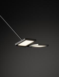 Leuchtenkollektion NESS von VIBIA, designt by Arik Levy. © VIBIA