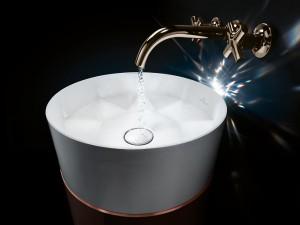 """Glänzendes Design-Highlight: """"Octagon"""" von Villeroy & Boch. © Villeroy & Boch"""