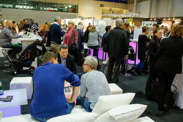 Der DesignAbend begeisterte. © Reed Exhibitions Messe Wien / www.christian-husar.com