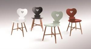 """""""Trix"""" ist beides – Sitzmöbel und eyecatcher. © schmidinger möbelbau"""