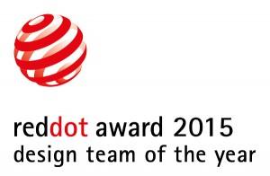 "Ehrentitel: ""Red Dot: Design Team of the Year"". © red dot design award"