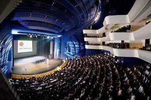 Vorhang auf, Bühne frei für die Besten der Besten heißt es bei der Red Dot Gala. © red dot design award