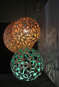 Coral Lighshade. Producer/Brand/Company & Design: David Trubridge Ltd. Design: David Trubridge. © David Trubridge Ltd./Green Product Award