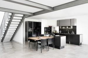 Exzellent: Die Küchenkreationen überzeugt mit ihrem einzigartigen Design. © Poggenpohl