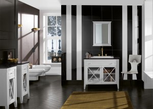 Zeitgemäße traditionelle Badkultur mit Hommage: Klassisch, elegant und mit neuen Highlights. © Villeroy & Boch