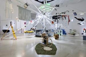 Beeindruckend sind Ausstellungsdesign wie Design-Mix. © Laura Fantacuzzi & Maxime Galati Fourcade
