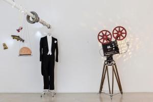 Begleitet wird die Designausstellung von einer Soundkomposition von Thomas Wagensommerer und einem Experimentalfilm von Georg Eisnecker. © Laura Fantacuzzi & Maxime Galati Fourcade