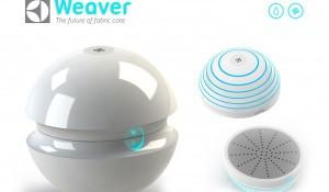 Ideen für morgen sucht das Electrolux Design Lab. Eine der coolen Visionen: Weaver von Larissa Trindade. © Electrolux Design Lab/Electrolux