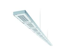 """Bei """"SEQUENCE"""" schafft modernste LED-Technologie optimal entblendete Bürobeleuchtung für maximalen Sehkomfort.. © Zumtobel"""