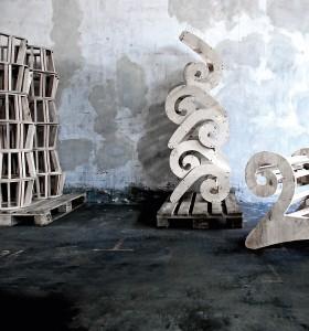 Tradition und Innovation verschmelzen bei Bretz. Jedes Stück ist ein Unikat. © Bretz