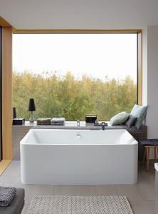 Design trifft Komfort bei der neuen Serie P3 Comforts von Duravit und Phoenix Design. © Duravit