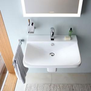 Mit Komfort-Plus punkten u.a. die Waschbecken. © Duravit