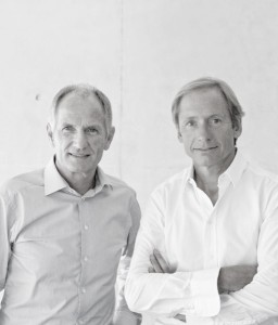 Andreas Haug und Tom Schönherr, Gründer und Managing Partner von Phoenix Design. © Duravit