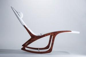 mySensation ist beides: Stuhl und Lounger. © mySensation