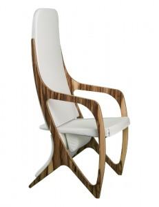 Als Sessel bietet mySensation feinsten Sitzkomfort. © mySensation