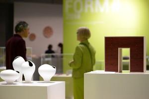 Handwerk-Highlight: Die Ausstellung des Wettbewerbs Form – Form aus Handwerk und Industrie. © Messe Frankfurt Exhibition GmbH / Pietro Sutera