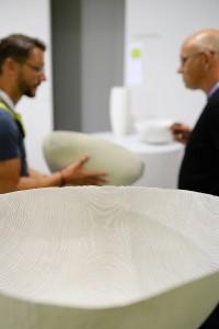 Zeitgenössisches Kunsthandwerk & junge Talente: Die Tendence ist der Hotspot. © Messe Frankfurt Exhibition GmbH / Pietro Sutera