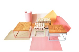"Raffinierte Designschmuckstück: ""Modern Batik I"" und ""Modern Batik II"" von Other Objects. © blickfang/Other Objects"