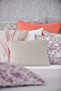 Das Special: Die Artikel harmonieren auch in Kombination der verschiedenen Farbthemen gut miteinander. © drapilux