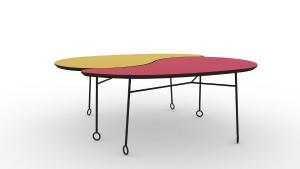 Coole Premiere: Die ersten mit Kvadrat-Stoffen bezogenen BuzziSpace-Möbel werden im Herbst präsentiert. © BuzziSpace/Kvadrat
