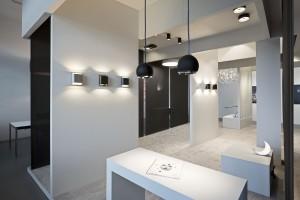 Modular Lighting Instruments eröffnet seinen neuen Ausstellungsraum in Zürich. © Modular Lighting Instruments