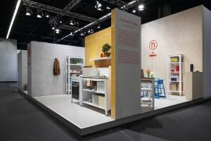 """Naber erhält für das """"Concept Kitchen""""-Kommunikationskonzept das Prädikat """"Best of Best"""" beim """"ICONIC AWARD 2015"""" in der Kategorie Communication. © ICONIC AWARD"""