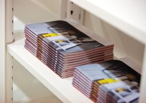 Gelungen – die Concept Kitchen wie auch das Kommunikationskonzept. © Naber GmbH