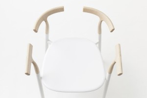 """Stuhl """"twig"""" von nendo für Alias. © Akihiro Yoshid"""