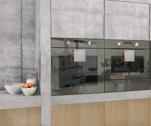 Bei der neuen Küchengeräte-Linie verschmelzen Design und Technik – wie bei den Backöfen. © Gorenje