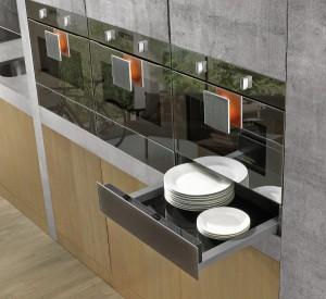 Ausgeklügelt: Die Gerätelinie eröffnet designaffinen Kochfans viele Möglichkeiten. © Gorenje